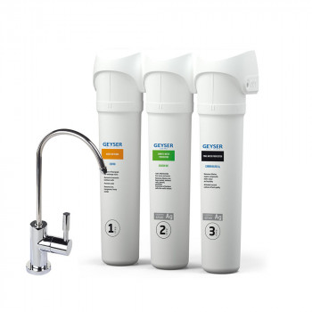 Фильтр Гейзер Смарт Био 521 для жесткой воды