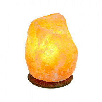 "Солевая лампа Wonder Life ""Скала ЭКО-ТЕК"" (2-3 кг, пласт. под.)"
