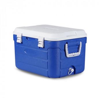 Контейнер изотермический Арктика 30 л (синий)