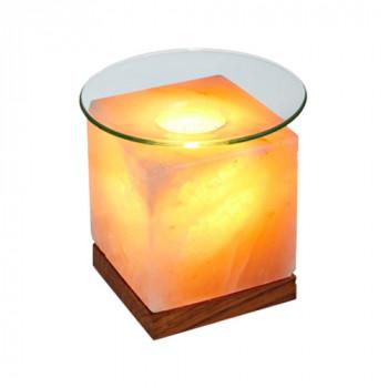 """Солевая лампа Wonder Life """"Кубус"""" (арома лампа)"""